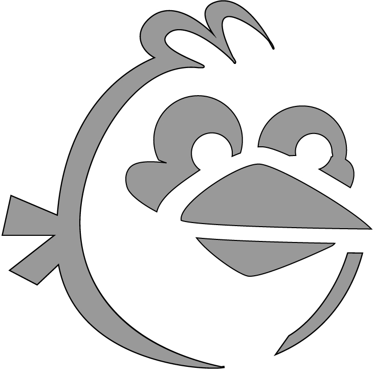 picture about Angry Birds Pumpkin Carving Patterns Printable referred to as Absolutely free jack-o-lantern stencils motivated by way of Offended Birds